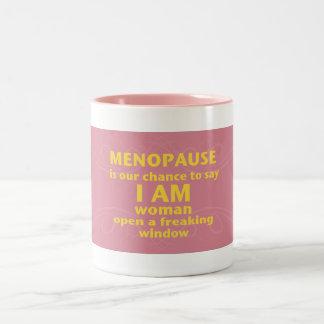 Taza de la menopausia