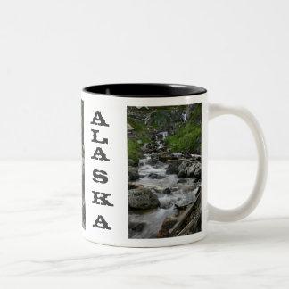 Taza de la mina de oro de Alaska