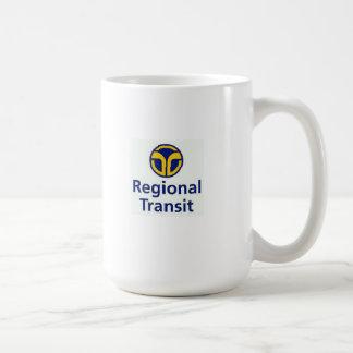 Taza de la mirada del GM del tránsito regional de