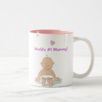 Taza de la momia del #1 del mundo