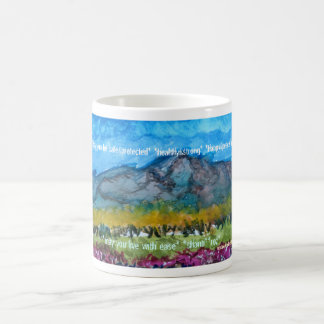 taza de la montaña del acupofmetta