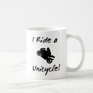 Taza de la motocicleta