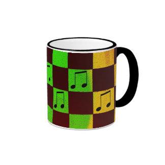 Taza de la música