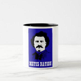 Taza de la nación de Metis