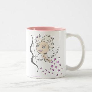Taza de la neurona del Cupid