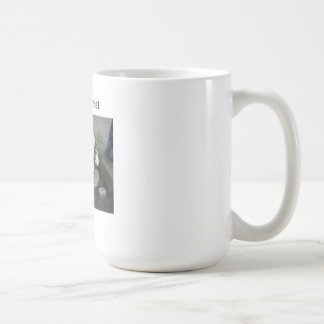 taza de la niebla de la mañana
