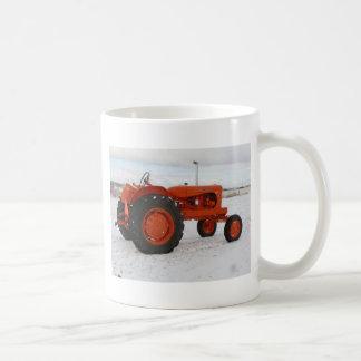 Taza de la nieve del tractor de Allis Chalmers
