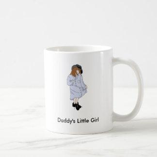 Taza de la niña del papá