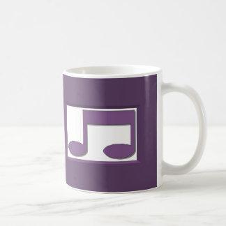 Taza de la nota de Musicial