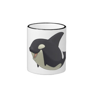Taza de la orca