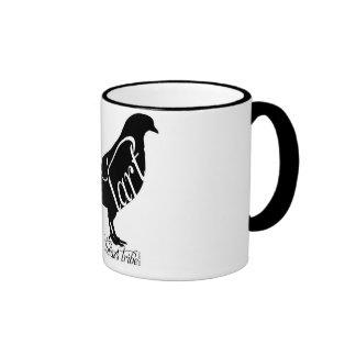 Taza de la paloma