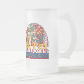 Taza de LA PAZ México