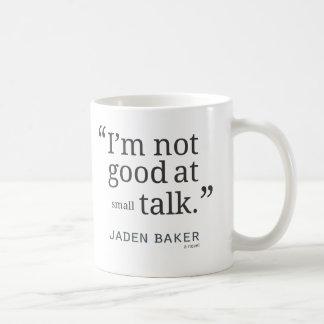 Taza de la pequeña charla