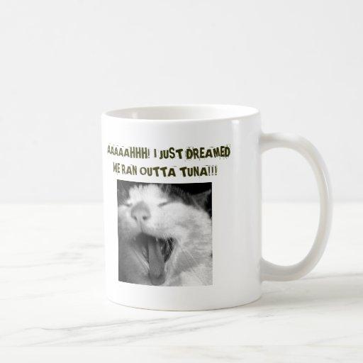 Taza de la PESADILLA del CAT