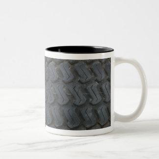 Taza de la pisada del neumático