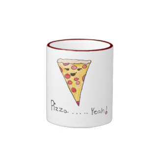 Taza de la pizza