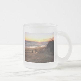 taza de la playa