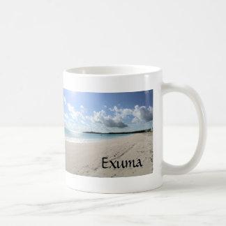 Taza de la playa de Exuma