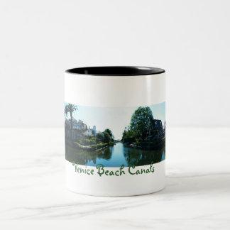 Taza de la playa de Venecia