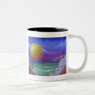 taza de la playa del azúcar