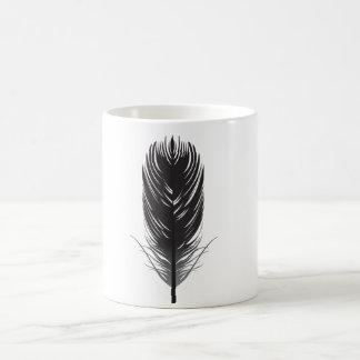 Taza de la pluma