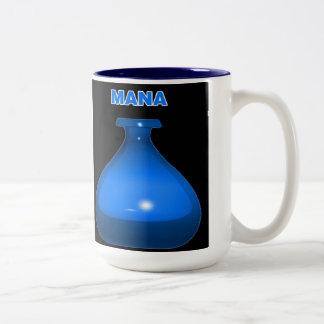 Taza de la poción de Mana