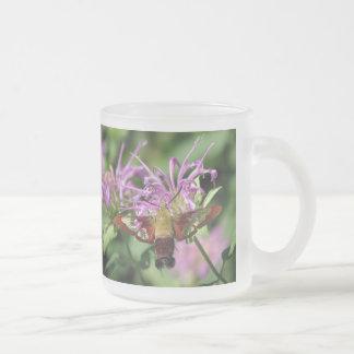 Taza de la polilla de colibrí