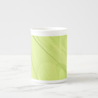 Taza de la porcelana de hueso taza de porcelana