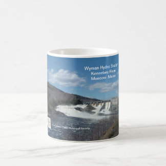 Taza de la presa de Wyman