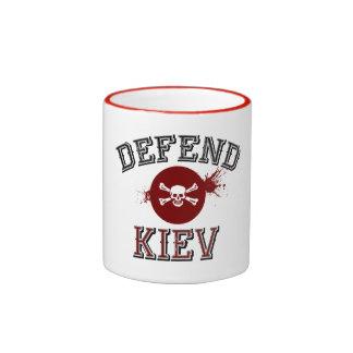 Taza de la protesta de KIEV