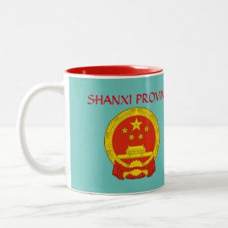 Taza de la provincia de Shanxi China