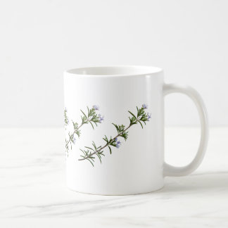 Taza de la puntilla de Rosemary