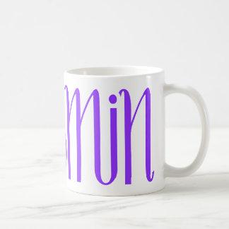 Taza de la púrpura de Yasmin