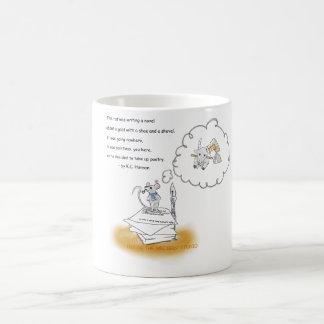 Taza de la quintilla