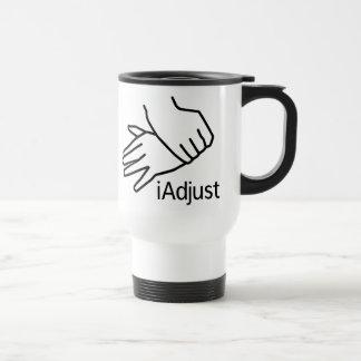 taza de la quiropráctica del iAdjust