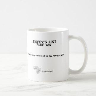 Taza de la regla #97