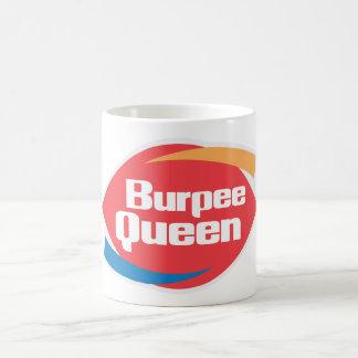 """Taza de la reina de Burpee"""""""