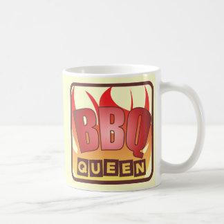 Taza de la reina del Bbq
