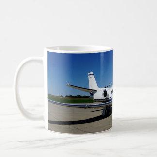 Taza de la repetición de la citación de Cessna