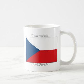 Taza de la República Checa
