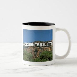 Taza de la responsabilidad