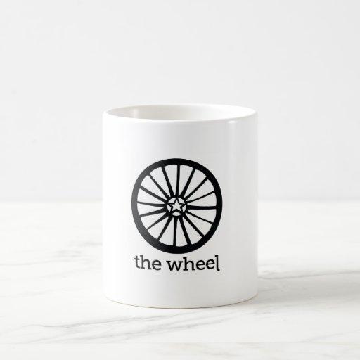 Taza de la rueda