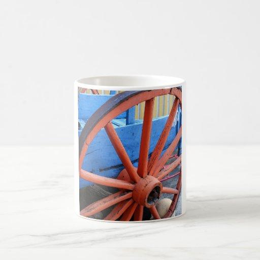 Taza de la rueda de carro