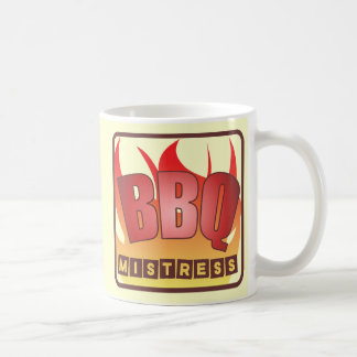 Taza de la señora del Bbq