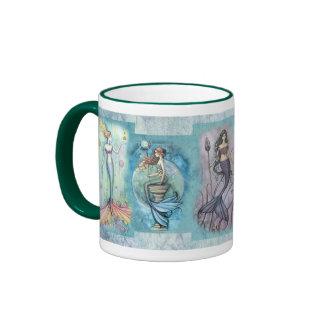 Taza de la sirena por Molly Harrison