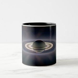 Taza de la sombra de Saturn