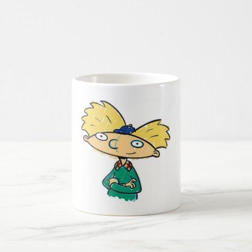 Taza de la taza de Arnold