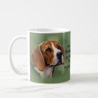 Taza de la taza de café de la RECAUDADOR DE FONDOS