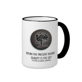 Taza de la taza de café de TEG