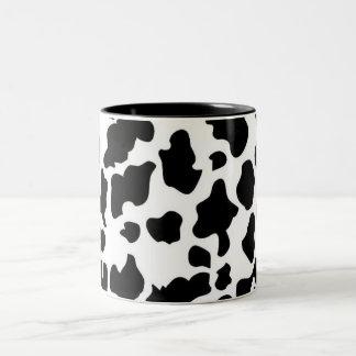 Taza de la taza de la vaca